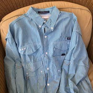 Men's Columbia PFG long sleeve shirt